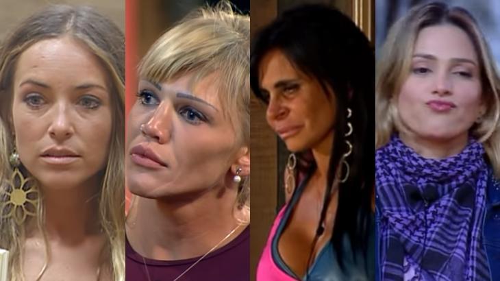 Relembre os famosos que já desistiram ou foram expulsos do reality show