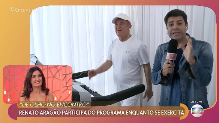Na geladeira da Globo e bombando na web, Renato Aragão é lembrado pelo