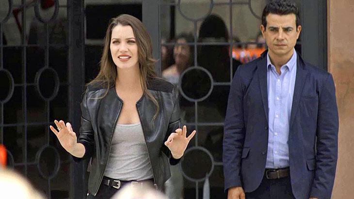 Fabiana recebe ovada dos fãs de Vivi Guedes em A Dona do Pedaço