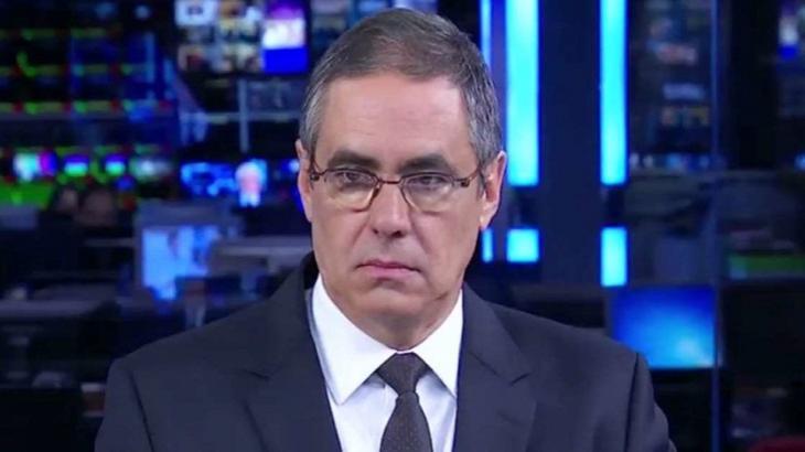 Fábio Pannunzio é hackeado no Twitter e dispara: