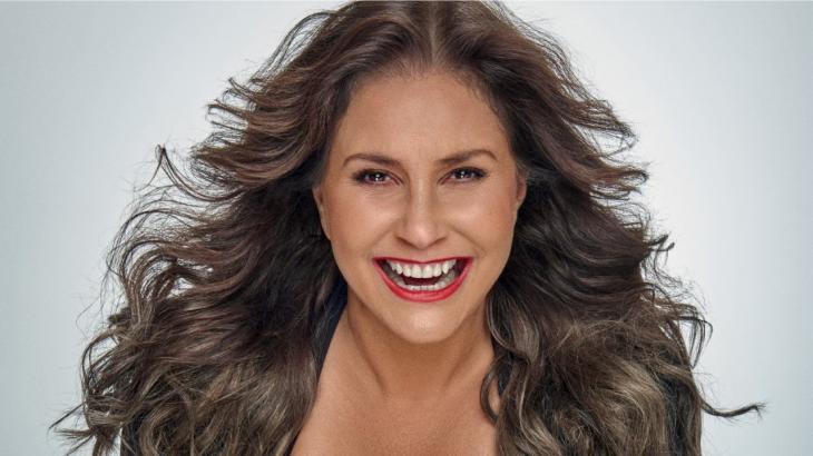A cantora Fafá de Belém