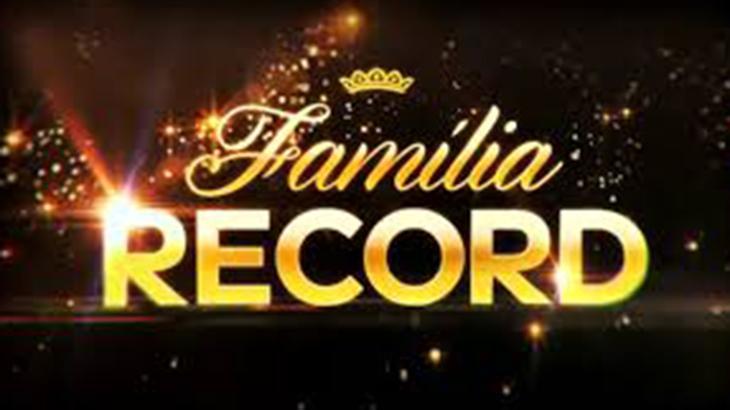 Logo do Família Record