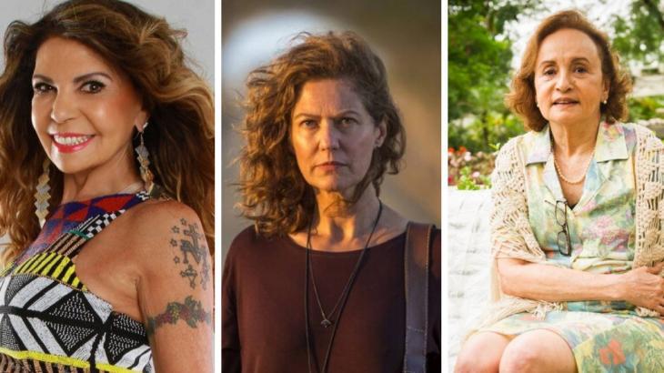 Sete famosas que venceram o câncer de mama