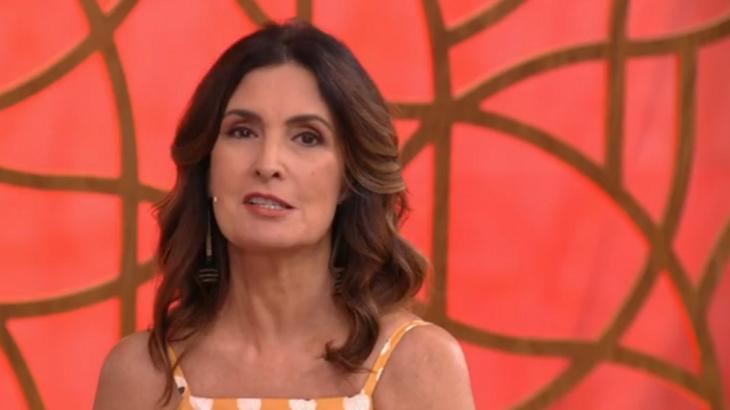 Fátima Bernardes defendeu adiamento do ENEM - Foto: Reprodução/Globoplay