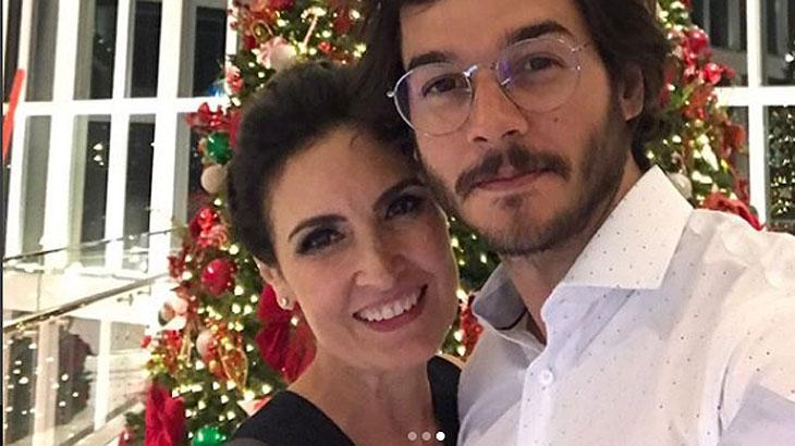 Fátima Bernardes passa primeiro Natal longe de Túlio Gadêlha