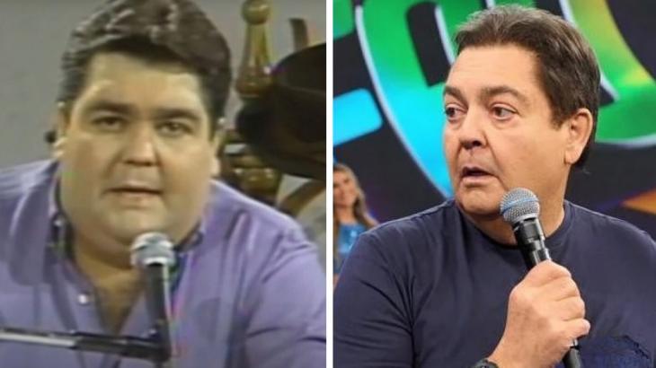 Faustão na Band e na Globo