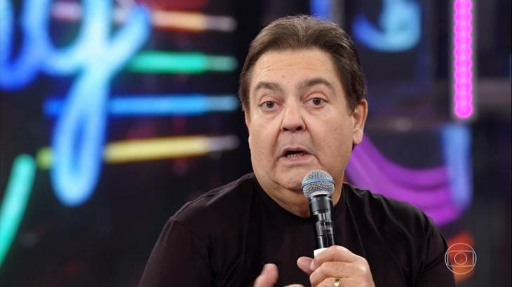 Faustão detonou o comportamento dos dirigentes do Flamengo - Foto: Reprodução