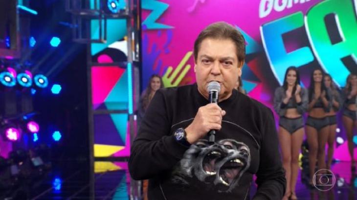 A cada semana uma expectativa para ver as estampas do Faustão - Reprodução/TV Globo
