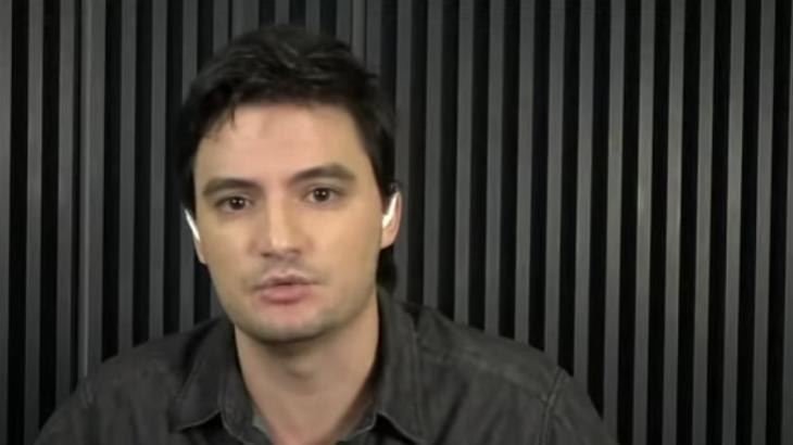 Felipe Neto participou do Roda Viva - Foto: Reprodução/YouTube