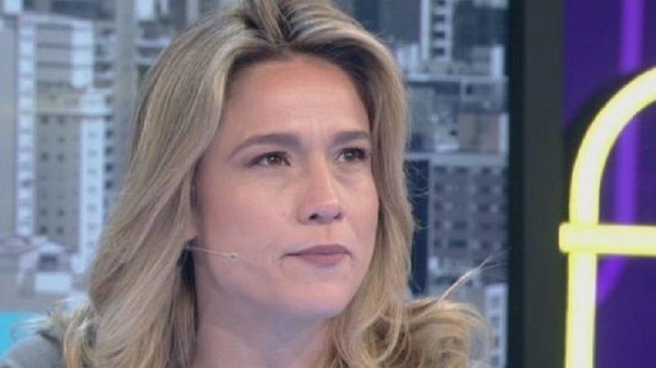 Fernanda Gentil desabafa sobre distância do filho adotivo: