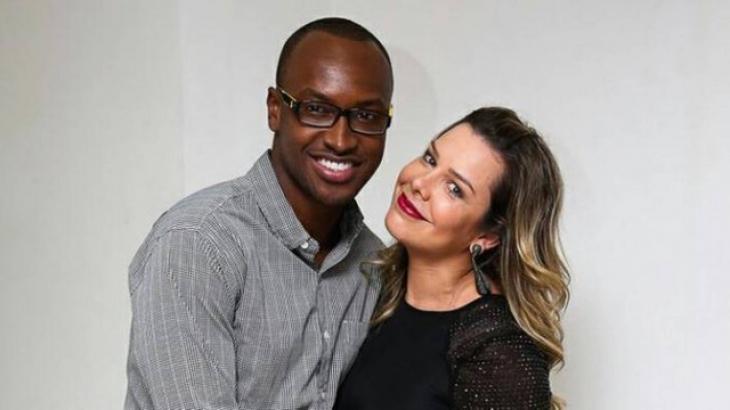 Fernanda Souza e Thiaguinho comemoram 4 anos de casados - Foto: Reprodução