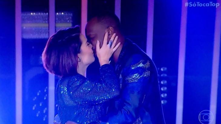 Romance no palco
