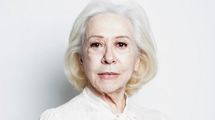 Fernanda Montenegro recebe alta hospitalar