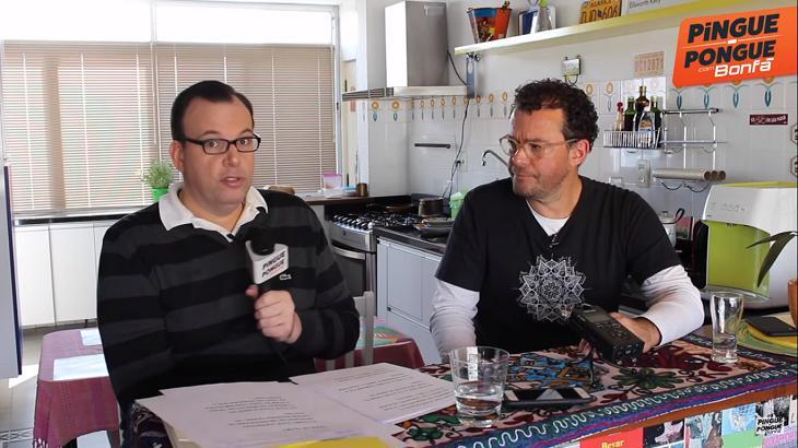 Fernando Rocha deu entrevista ao jornalista Marcelo Bonfá - Foto: Reprodução/Youtube
