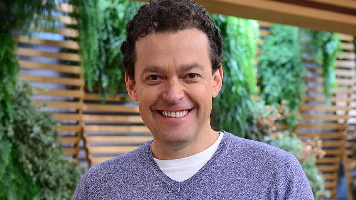 Jornalista Fernando Rocha