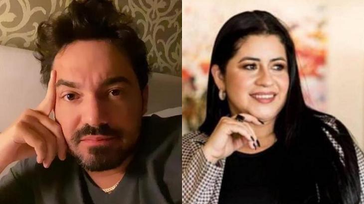 Fernando Zor e Aline Oliveira