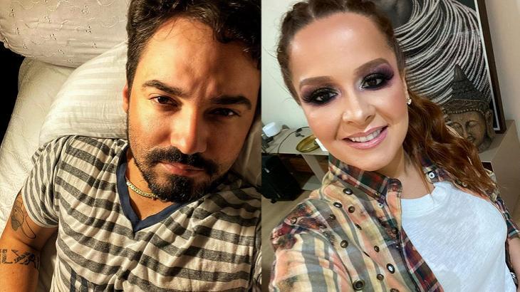 De cantor acusado de estupro a apresentador com Covid: A semana dos famosos e da TV