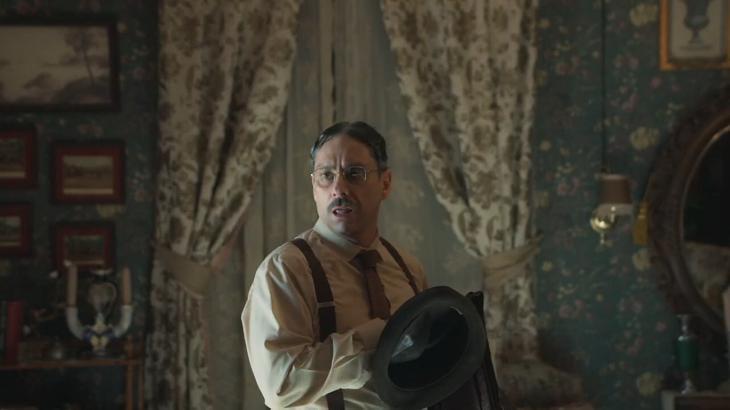 Alexandre Nero é um dos protagonistas - Foto: Reprodução/Globoplay