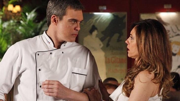 Em Fina Estampa, René volta para casa, mas faz jogo duro com Tereza Cristina - Foto: Reprodução/Globo