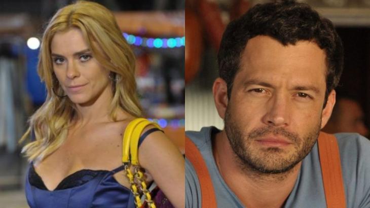 Em Fina Estampa, reencontro entre Teodora e Quinzé vai mexer com os dois - Fotos: Divulgação/Globo