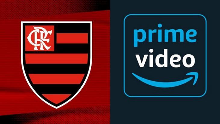 Flamengo e Amazon estão perto de fechar parceria - Foto: Montagem