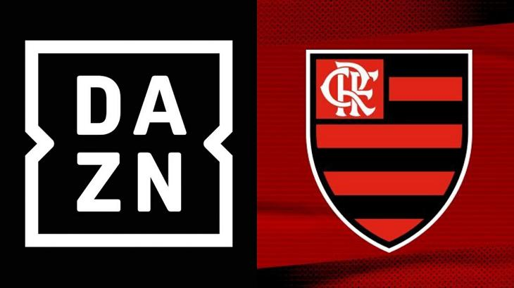 Final com Flamengo passará no DAZN - Foto: Montagem