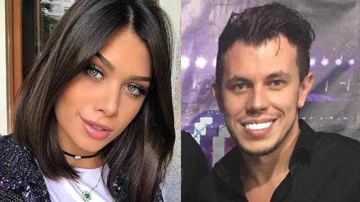 Flávia Pavanelli e Junior Mendonza formam um novo casal