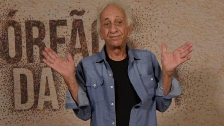 Artistas lamentam a morte do ator Flávio Migliaccio