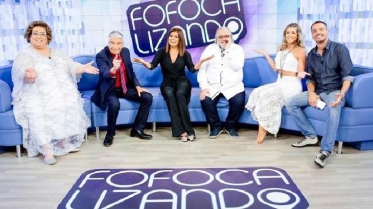 """Mara Maravilha volta ao """"Fofocalizando"""" e Leo Dias sai de férias"""