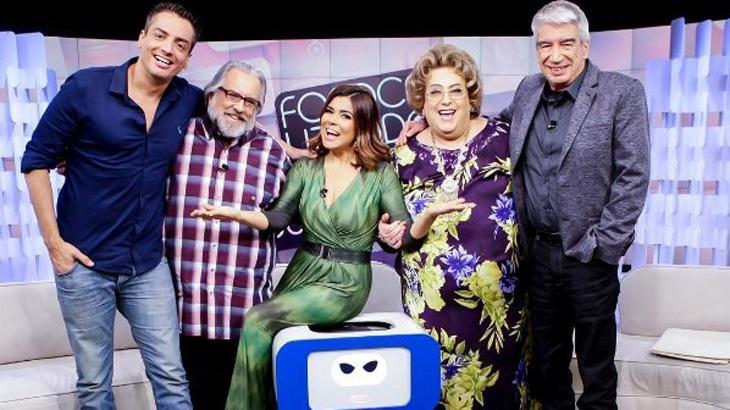 """Com chance de ser fixada, estreia de Chris Flores no \""""Fofocalizando\"""" gera apreensão entre os titulares"""