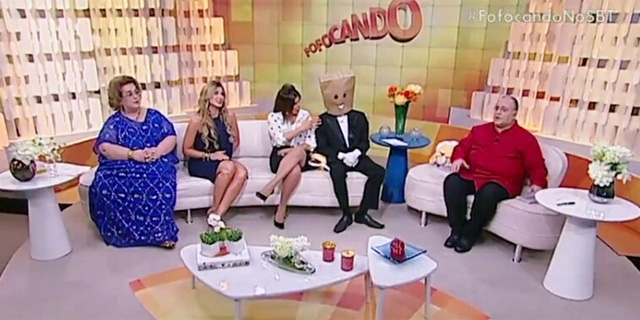 Barraco ao vivo mostra que