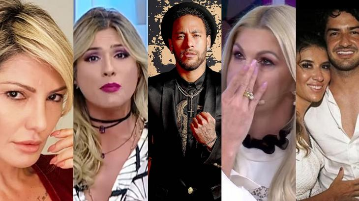 Lívia Andrade x Antônia Fontenelle e Piovani x Scooby: As tretas dos famosos na semana