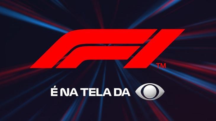Chamada da Fórmula 1 na Band