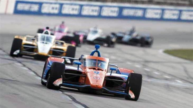 Carro da Fórmula Indy
