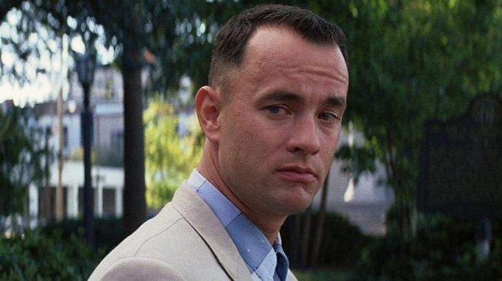 Tom Hanks em Forrest Gump - Foto: Reprodução