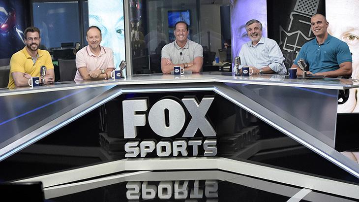 Fox Sports - Foto: Reprodução