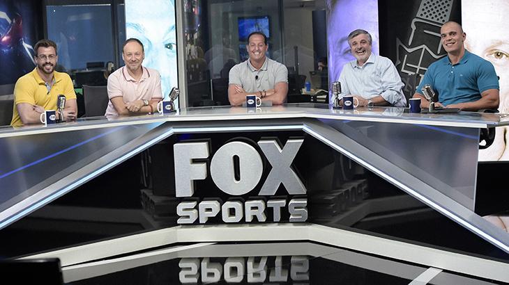 Fox Sports Rádio é o carro-chefe do canal diariamente