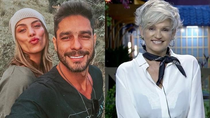"""Mulher de Diego Grossi diz que ficou """"arrasada"""" após Andréa Nóbrega chamar o marido de """"tuberculoso"""""""