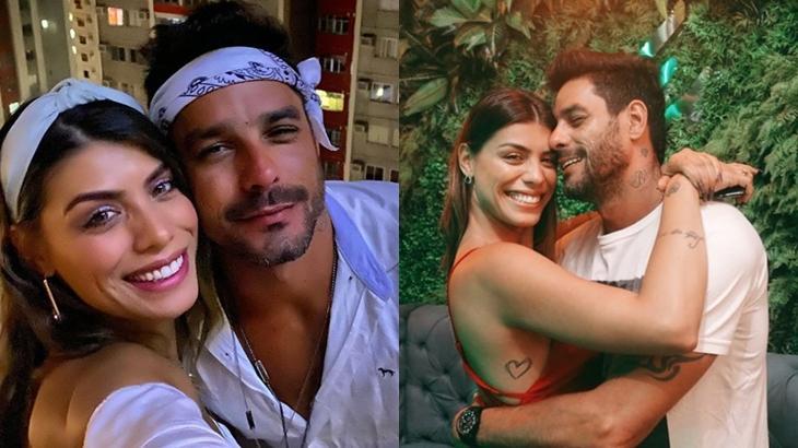 Fran Grossi e Diego Grossi participaram da 14ª temporada do BBB, exibido pela TV Globo. (Reprodução/Instagram)