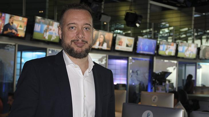 """Diretor da RedeTV! festeja 5 anos no cargo: """"Inimigos são termômetros de que estamos incomodando"""""""