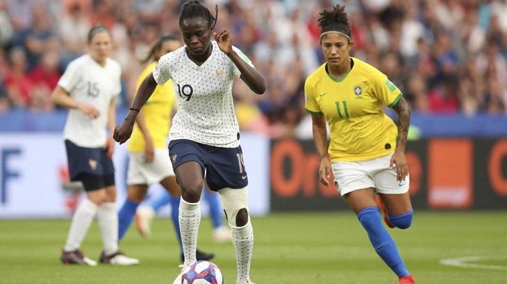 Futebol Feminino teve bons índices de audiência - Foto: Reprodução/Internet