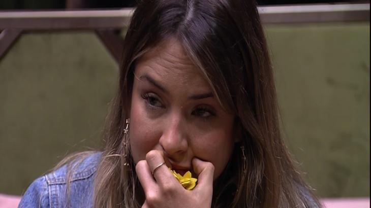Gabi Martins durante o reality show BBB20