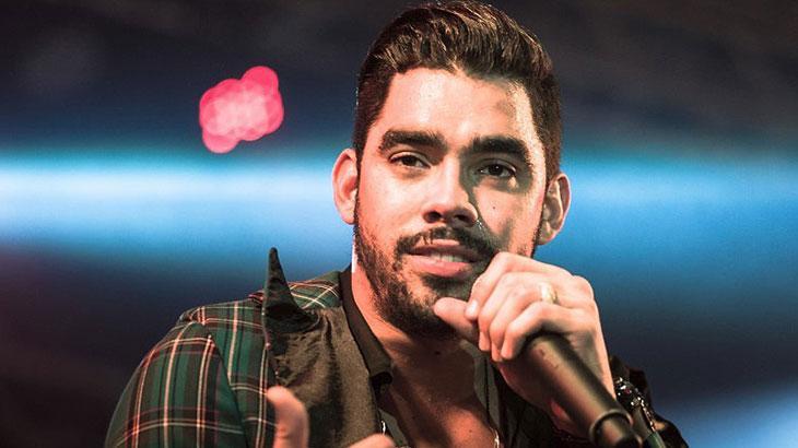 Gabriel Diniz tinha 28 anos e seu mais novo sucesso é o hit