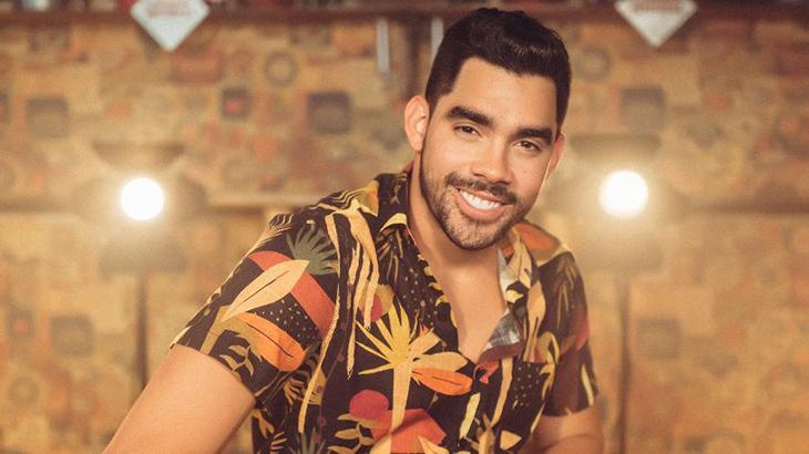 Gabriel Diniz fez sucesso com a música Jenifer - Foto: Reprodução