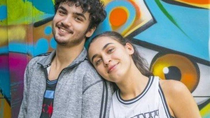 Vicente e Gabriela: relacionamento vai terminar - Divulgação/TV Globo