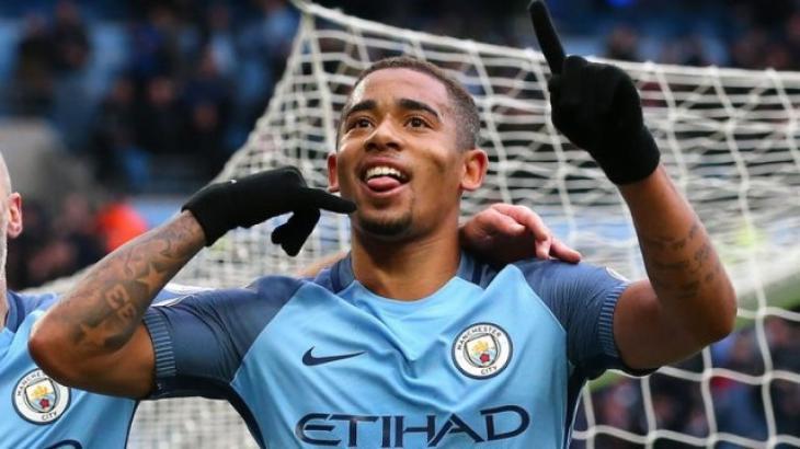 Gabriel Jesus é um dos destaques da Premier League