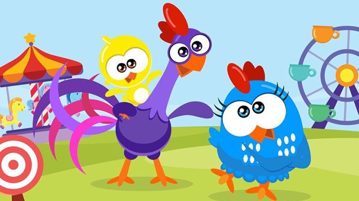 """Nat Geo Kids adquire direitos de """"Galinha Pintadinha Mini"""", que chega pela primeira vez à TV paga"""