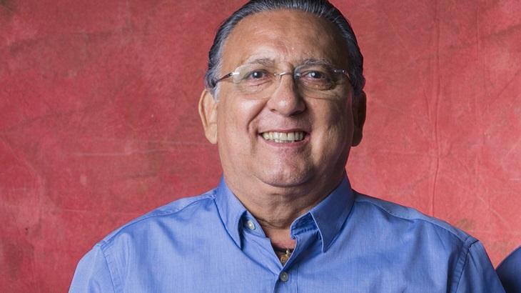 Galvão Bueno é o principal narrador da Globo - Foto: Reprodução/Internet