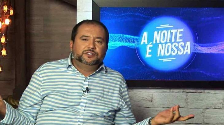 Geraldo Luís no A Noite é Nossa