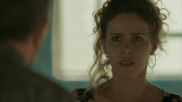 Gilda revela quem é o pai de Eliza em Totalmente Demais - Reprodução/TV Globo